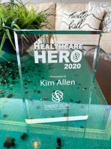 Healthcare Hero Award